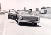 Historical Police Car