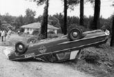 Historical Car Crash Image