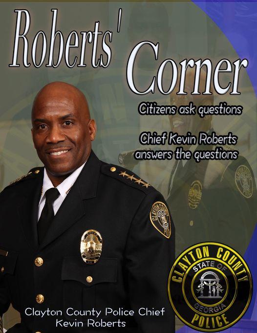 Roberts Corner Poster