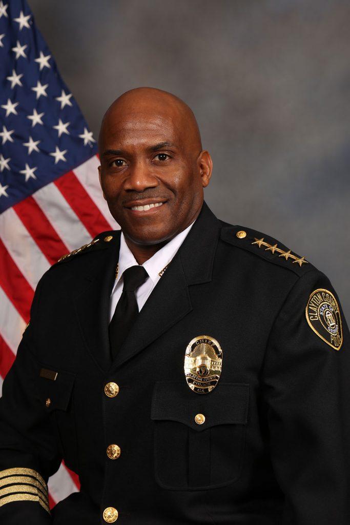 Chief Kevin Roberts