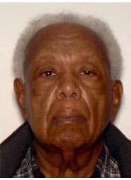 Missing Person Mr. Clarence Rudolph